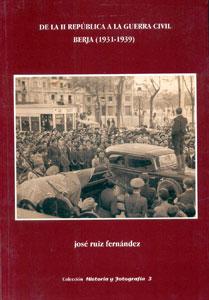 DE LA II REPÚBLICA A LA GUERRA CIVIL, BERJA (1931-1939)