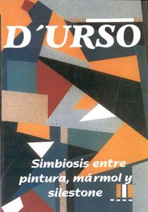 D'URSO. SIMBIOSIS ENTRE PINTURA, MÁRMOL Y SILESTONE