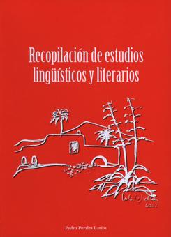 ECOPILACIÓN DE ESTUDIOS LINGÜÍSTICOS Y LITERARIOS