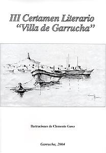 """III CERTAMEN LITERARIO """"VILLA DE GARRUCHA"""