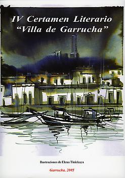 "IV CERTAMEN LITERARIO ""VILLA DE GARRUCHA"""