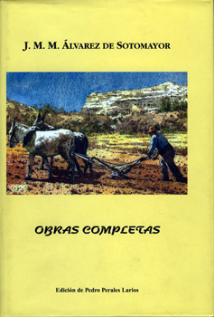 J. M. M. ÁLVAREZ DE SOTOMAYOR. OBRAS COMPLETAS