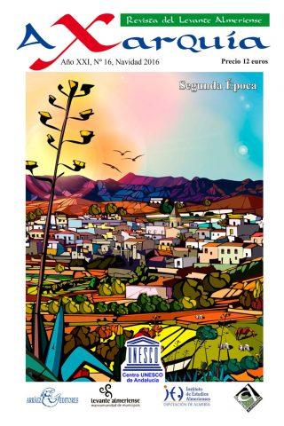 AXARQUÍA. REVISTA DEL LEVANTE ALMERIENSE, Nº 16