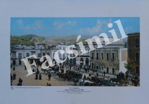 Almería. Puerta Purchena. 1898