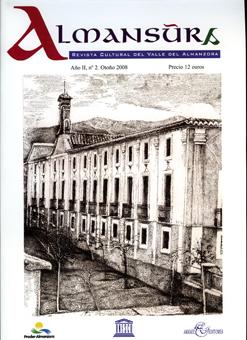 ALMANSURA Nº 2. REVISTA CULTURAL DEL VALLE DEL ALMANZORA