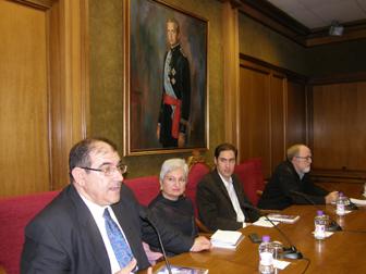 PRESENTACIÓN DEL LIBRO AFÁN DEL BARRO, EN ALMERÍA