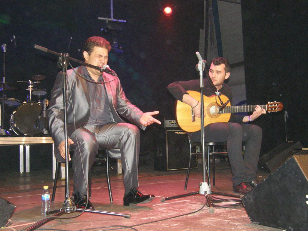 """SE INICIÓ EL """"2º Festival Manantial de Músicas"""""""