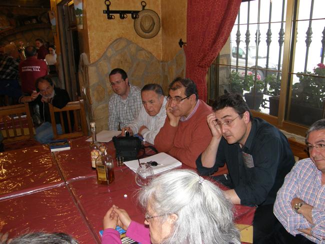 Reunión del comité científico de la revista ALMANSURA