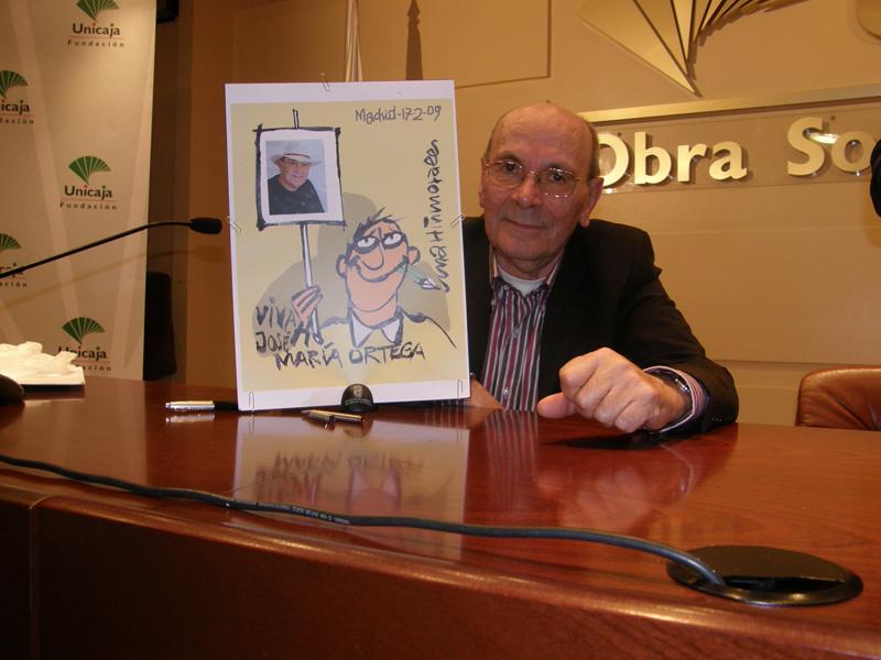 """Presentación de """"Vientos Mareros"""" en Almería"""