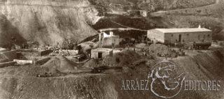 Una mina en Sierra Almagrera (Almería)