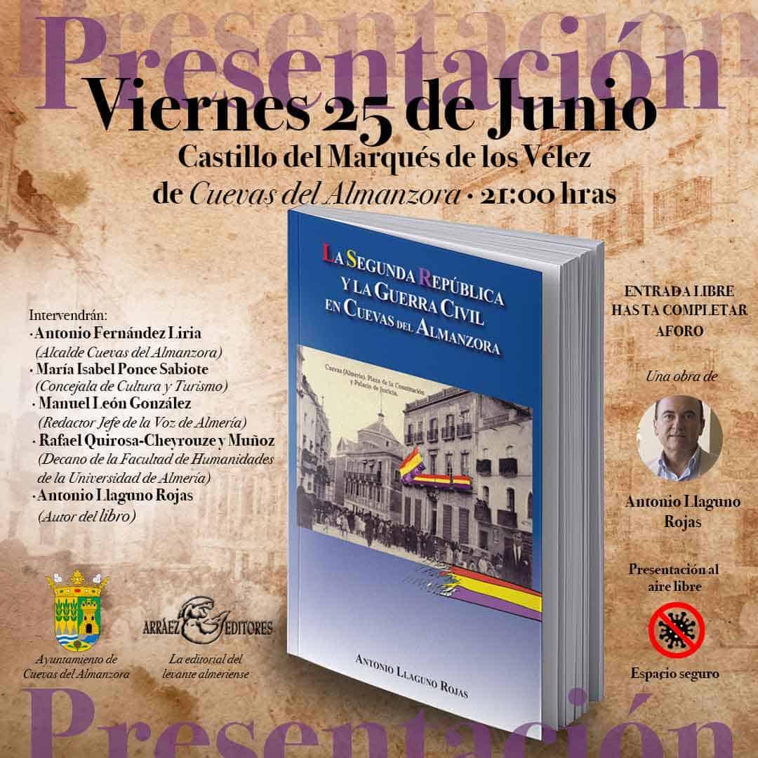 La Segunda República y la Guerra Civil en Cuevas del Almanzora