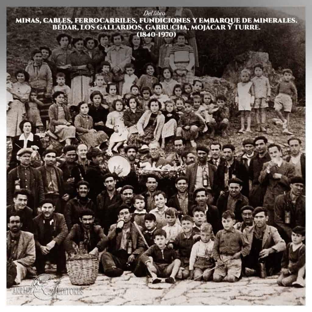 MINAS, CABLES, FERROCARRILES, FUNDICIONES Y EMBARQUE DE MINERALES.