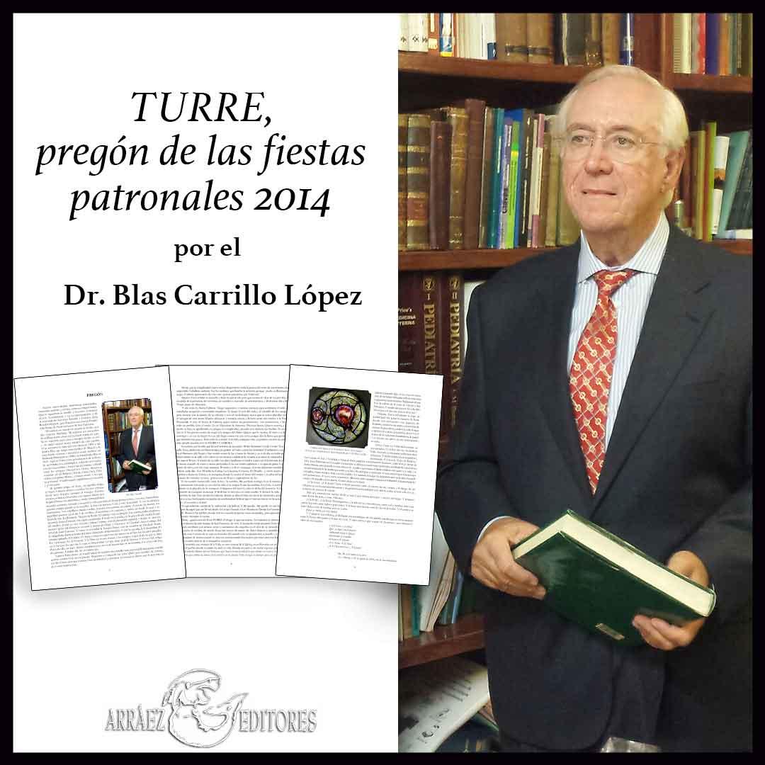 Pregón Blas Carrillo Turre