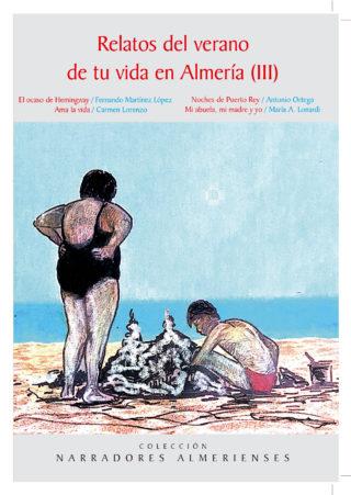 Relatos del verano de tu vida en Almería III contraportada
